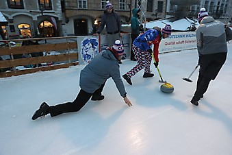 3. Iron Trophy - CURLING
