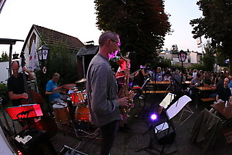 Bodo and the empty Bottles LIVE im Gasthof Bauer