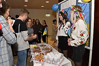 FH Campus Steyr International Fair